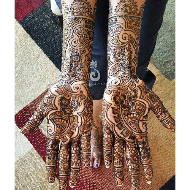 #IndoArabic #BridalMehndi for Samrah__#sanfranciscohenna #hiralhenna #henna #mehndi #bridalhenna #br