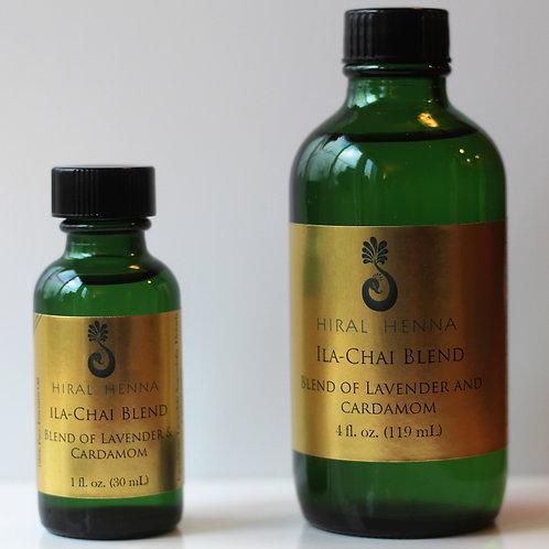 Hiral Henna Ila-Chai Blend - 100% Pure EO