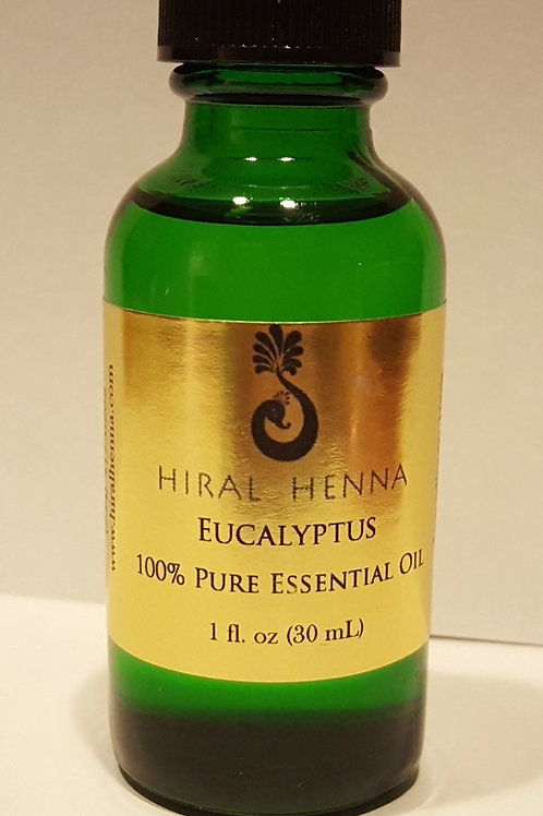 Eucalyptus - 100% Pure Essential Oil