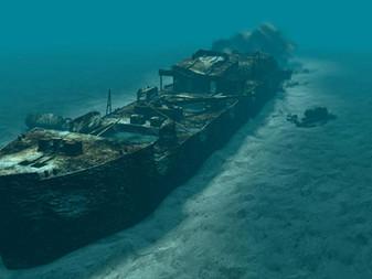 Virtual dive: SS Thistlegorm