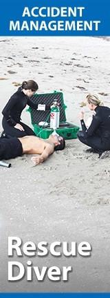 PADI Rescue Diver (Дайвер-спасатель):    3-4 дня Максимальная глубина тренировки 30м  Цена 18,000 руб  (включая снаряжение, учебник и сертификат)  Входные требования:  Advanced Open Water Diver
