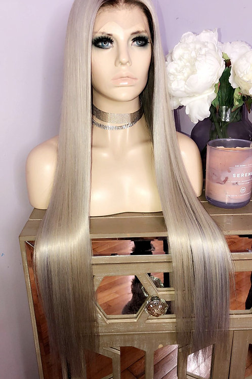 "Serenity Full Lace Wig 28"" 180% Density"