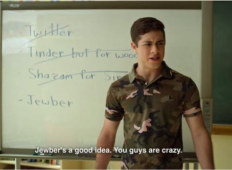 When JewBer Makes Netflix