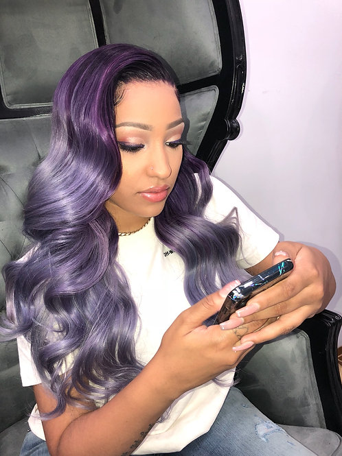 Dirty Sprite Full Lace Wig 24""