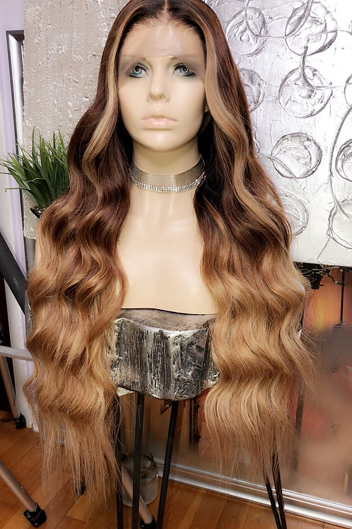 "Shiloh Full Lace Wig 28"""