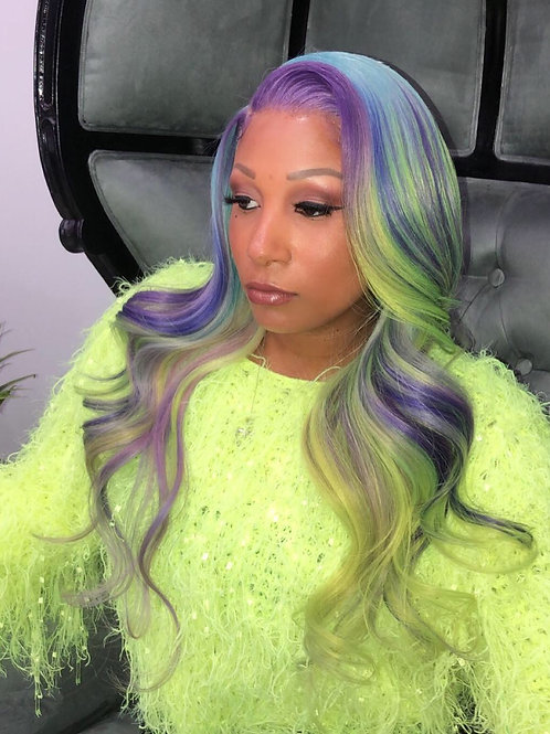 """Tinker Bell Full Lace Wig 24"""""""