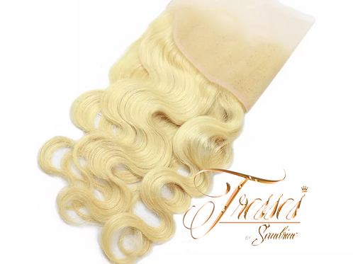 Belle Russian Blonde Lace Frontal