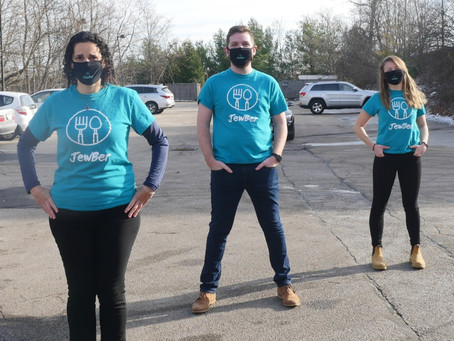 JewBer wins funding from Brandeis SparkTank Challenge!