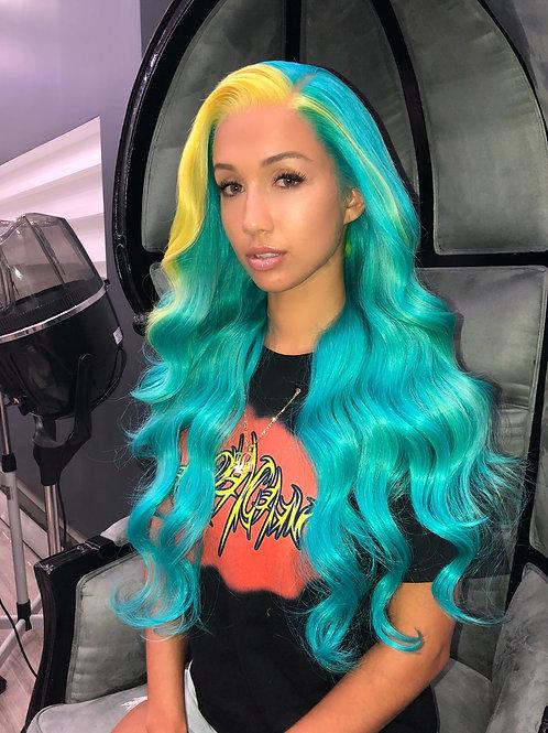 "Starburst Full lace wig 24"""