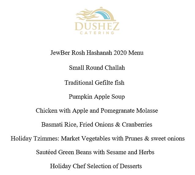 Rosh Hashana menu dushez.PNG