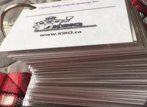 2021 Rally Mini Cards - Full Set