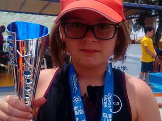 Πανελλήνιο Πρωτάθλημα Aquathlon
