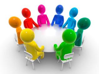 Συνάντηση Γνωριμίας με το Διευθυντή του 8θεσίου Δημοτικού Σχολείου