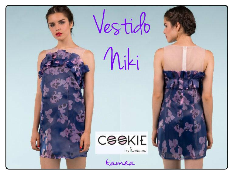 vestido niki