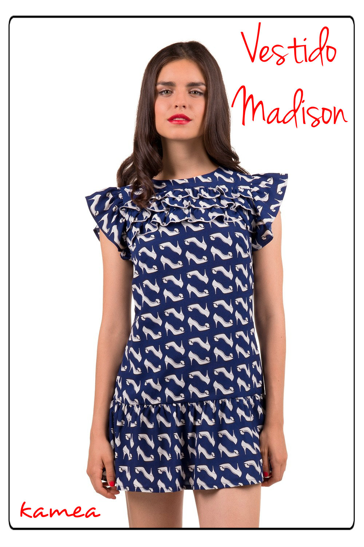 vestido madison