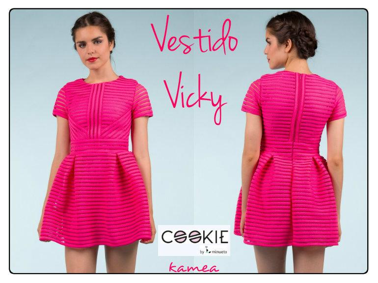 vestido vicky