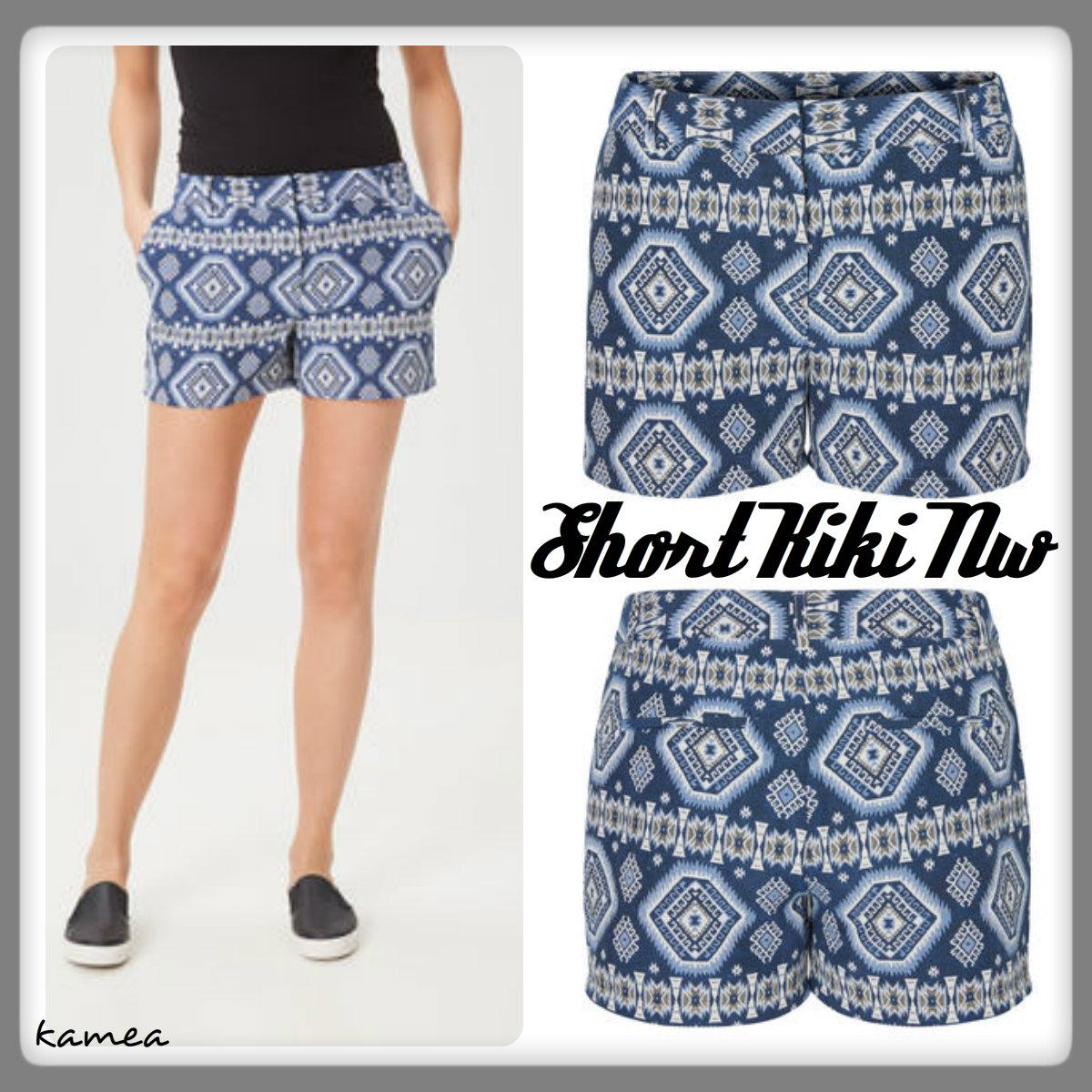 short kiki