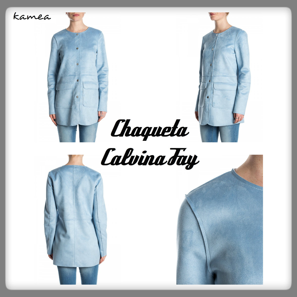 chaqueta calvina