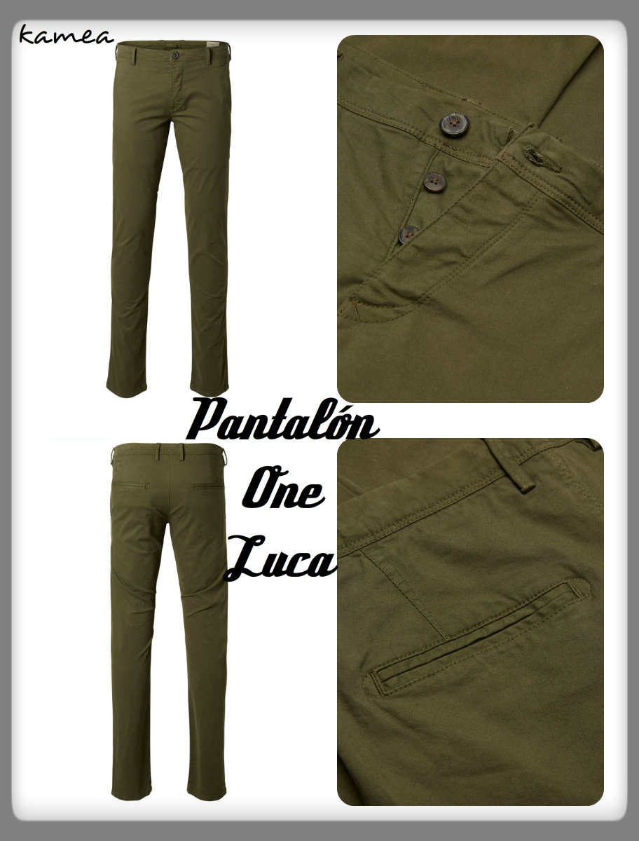 pantalon one luca