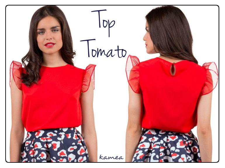 top tomato