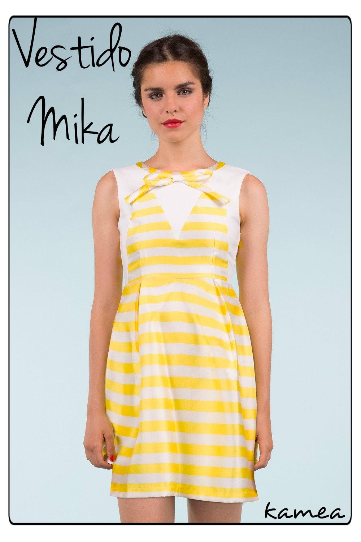 vestido mika
