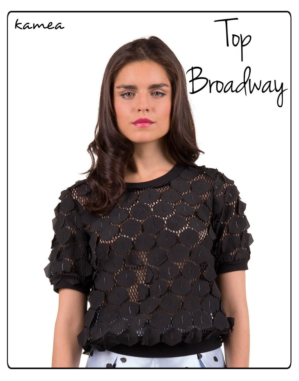 top broadway
