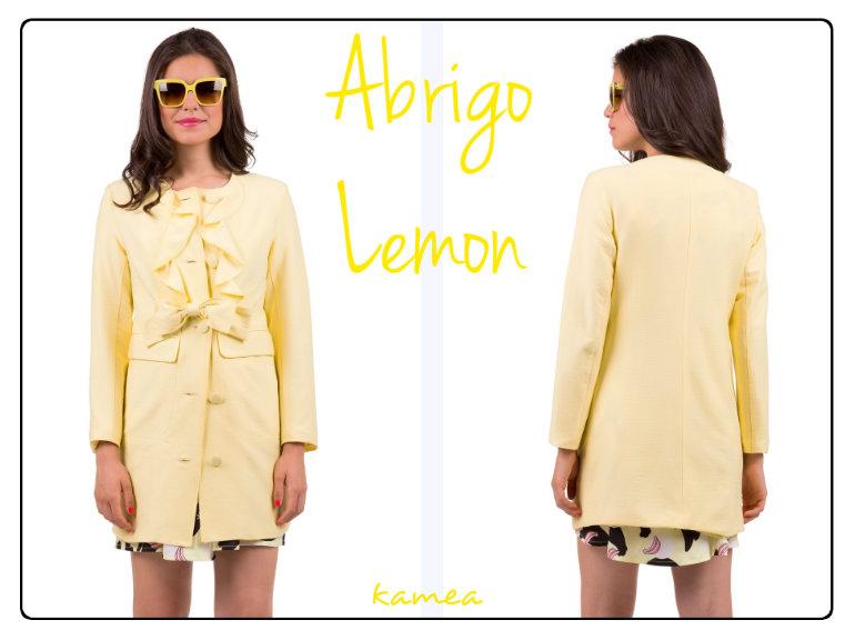 abrigo lemon