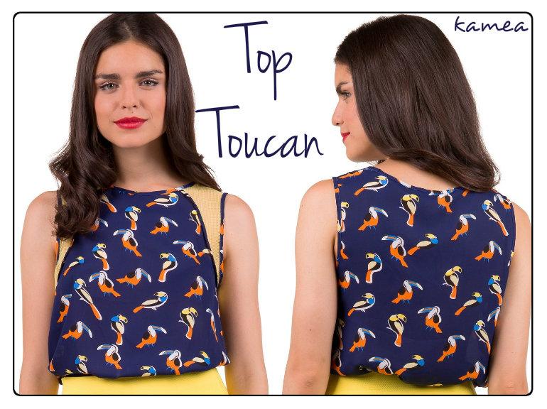 top toucan