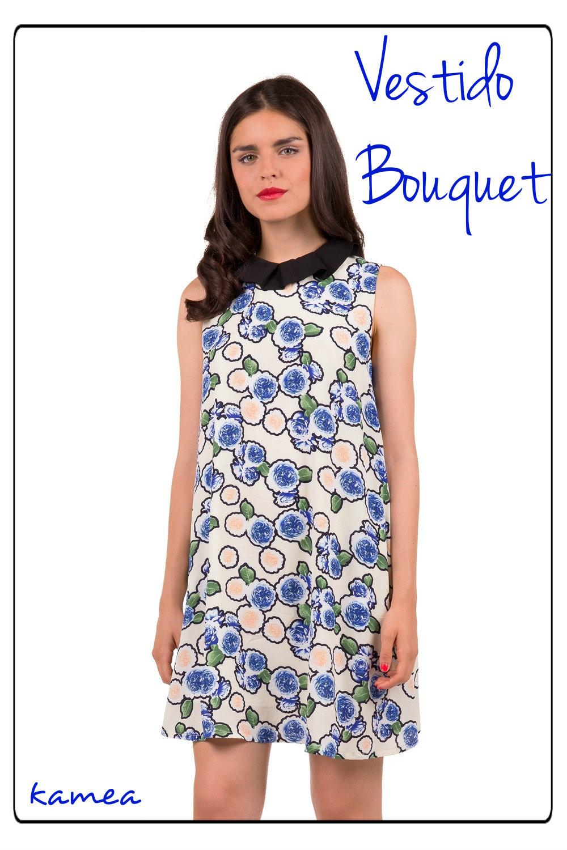 vestido bouquet