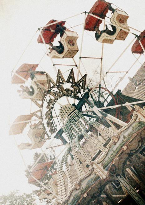 fairground, analog