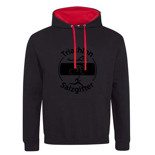 Triathlon Salzgitter Hoodie / Logo schwarz