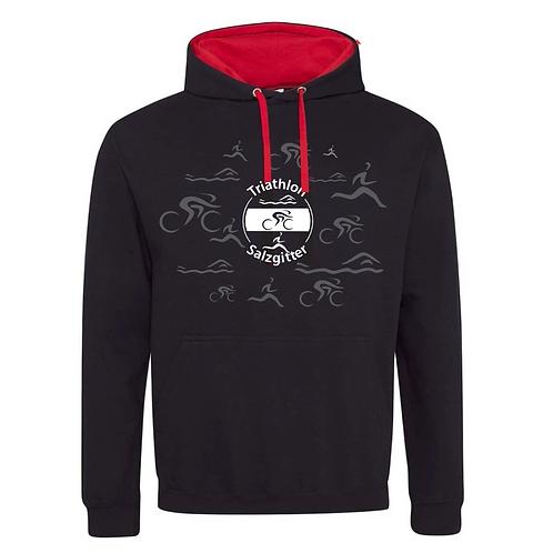 Triathlon Salzgitter Hoddie  / Wettkampf Branding