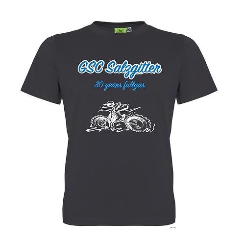 """T-Shirt """"30 Jahre GSC"""""""