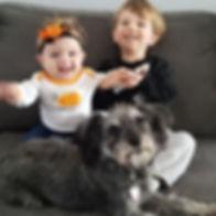 #happyhalloween from these little cuties
