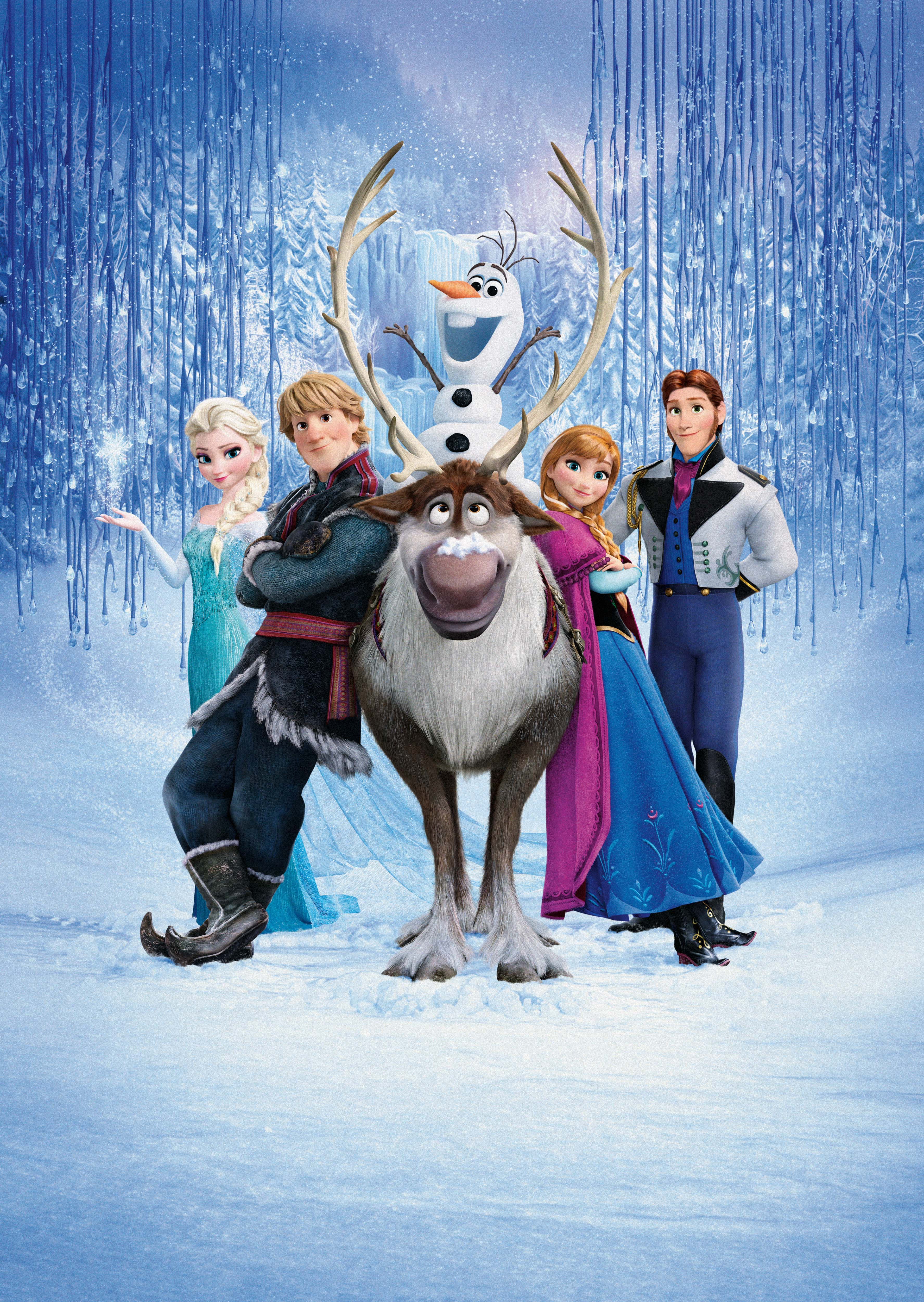 12-DEC-2014: Frozen