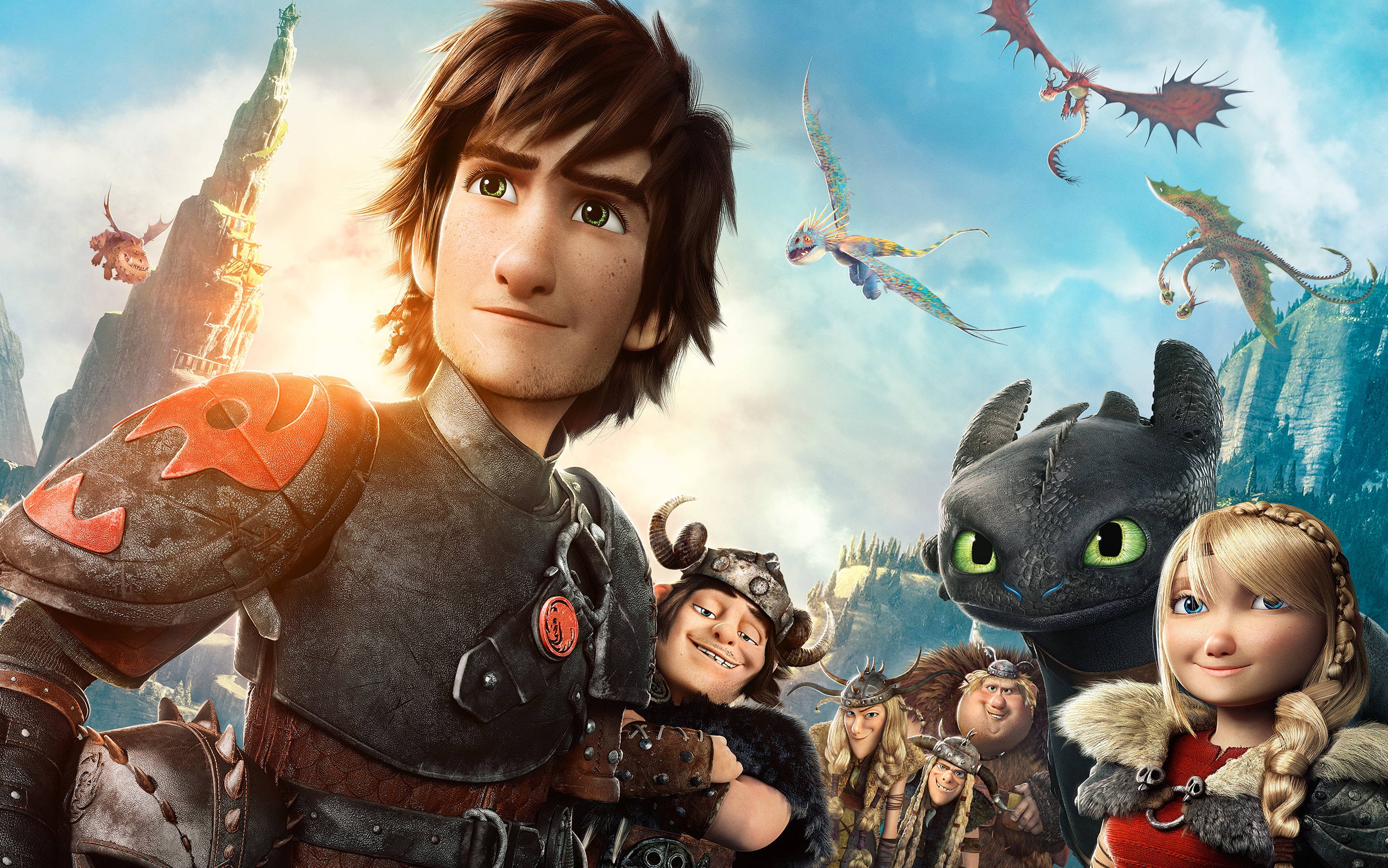 How To Train Your Dragon 1: 22-DEC