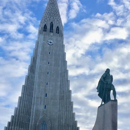Swept Off To: Reykjavik