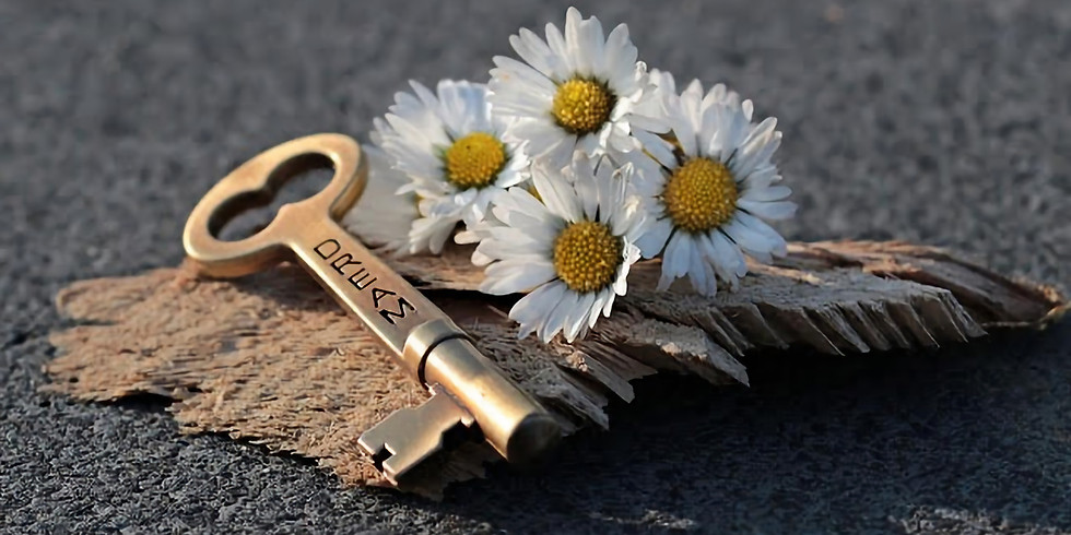ONLINE Law of Attraction Workshop Series - 5 Keys to Unlock Your Unlimited Potential