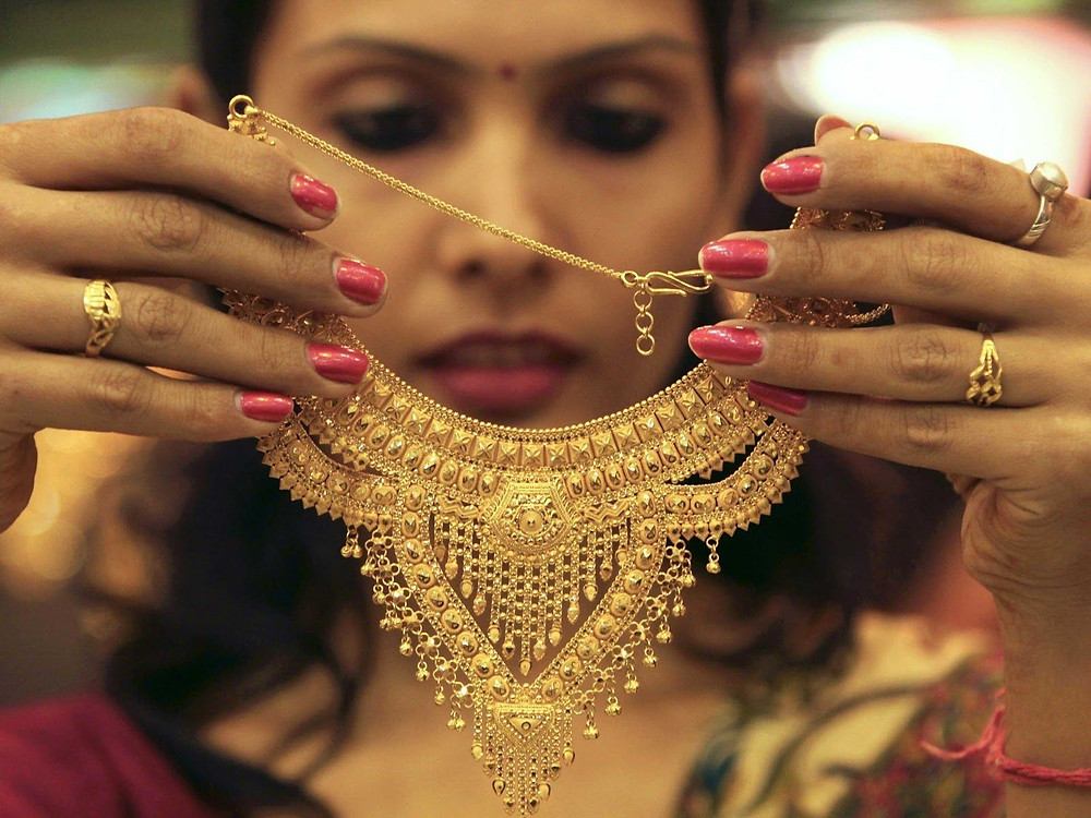 We Indians are so much associated with gold that currently we hold 21 thousand tonnes of gold  which is more than the gold reserves held by the top five countries in the world.