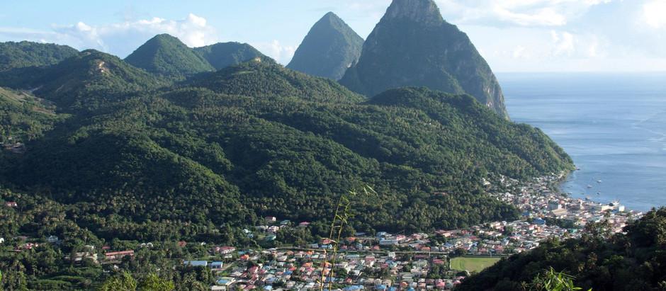 Lush Saint Lucia Escapes