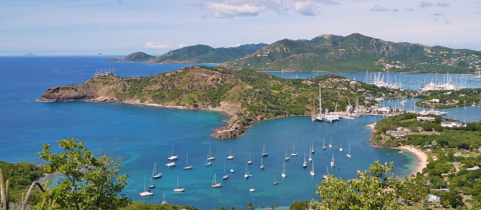 Secret Coves, Secluded Islands & 365 Beaches of Antigua and Barbuda