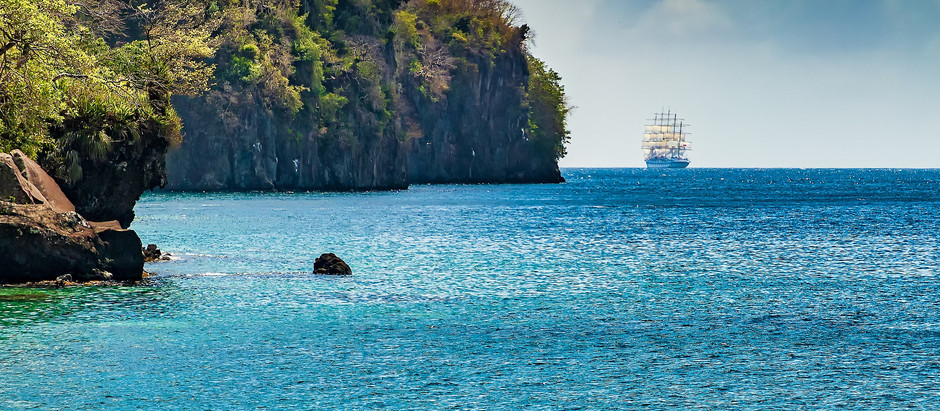 Winter Escape for the Best of the Eastern Caribbean: Barbados, Grenada, St. Vincent & The Grenadines