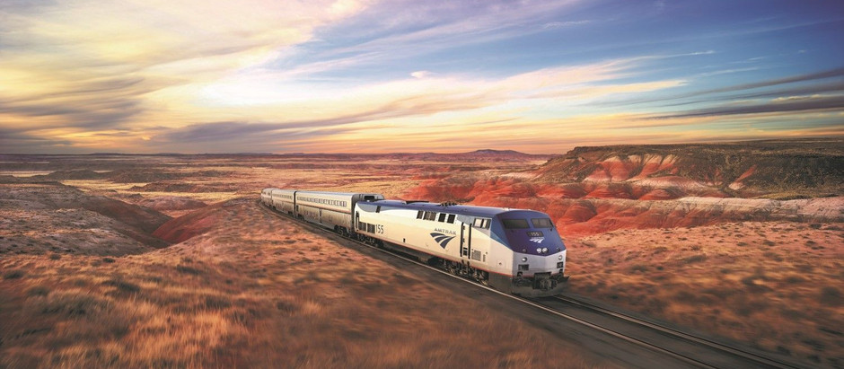 Top 5 Reasons to Go the Distance with Amtrak