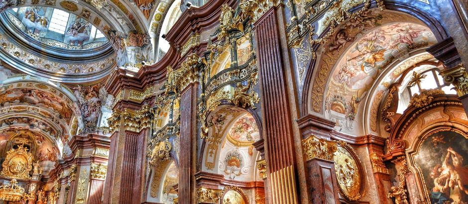 Marvels of Austria's Melk Abbey