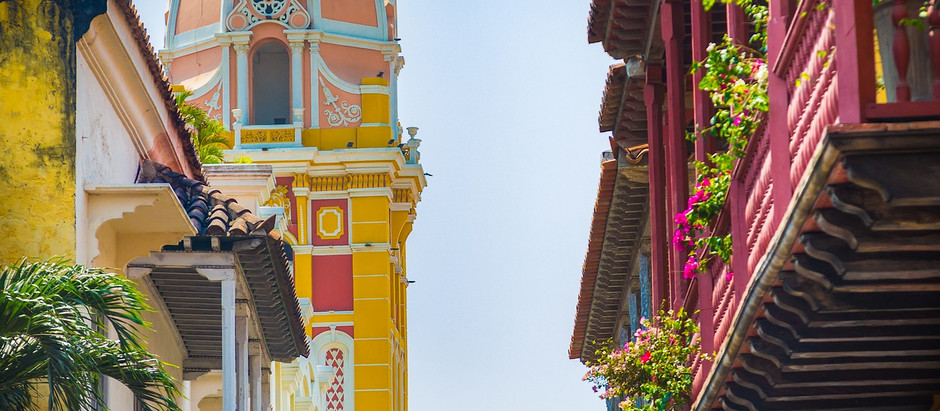 Colombia's LGBTQ+ Welcoming Cities and the Magic of Gabriel García Márquez's Cartagena