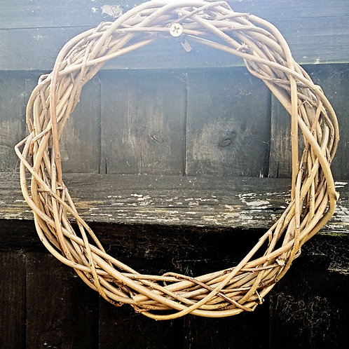 4 x Small, Half-Thickness Wreaths