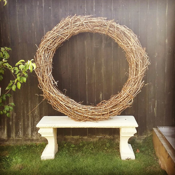 Extra Large Grapevine Wreaths!