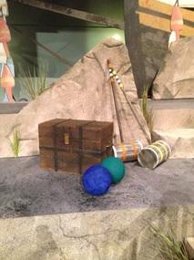 Oversize Croquet Set