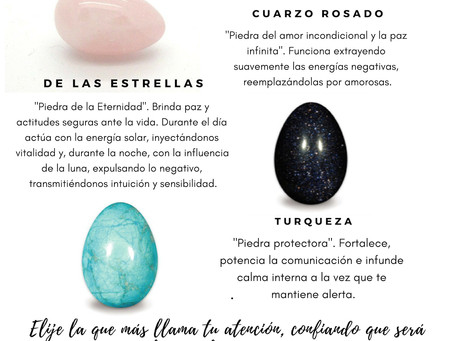 Elige tu Piedra Mascota...