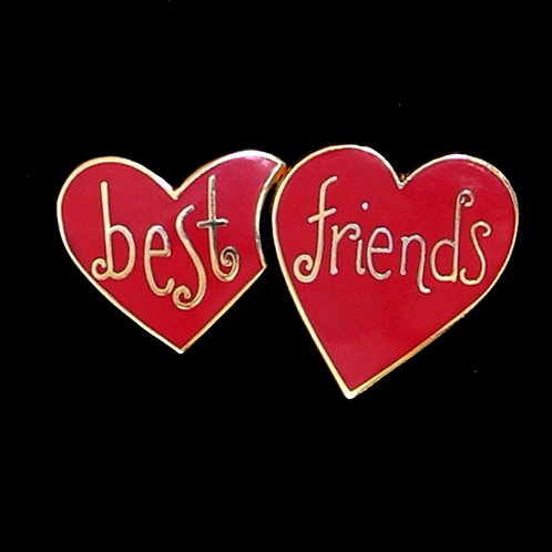 Best Friends (2-pins)